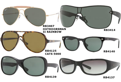 Ray-Ban Wayfarer Sunglasses-The Obvious Choice For Round Faces