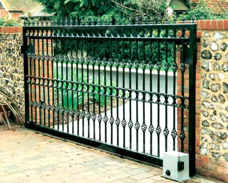 Home Care And Security: Automatic Gate Opener