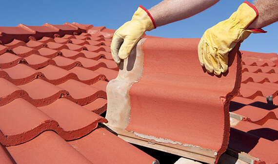 re-roof services