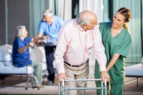 4 Strategies To Prevent Nursing Home Fall and Fractures