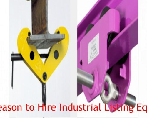 Top 10 Reasons That Make Industrial Lifting Equipment Hiring Worth - Bishop Lifting Equipment