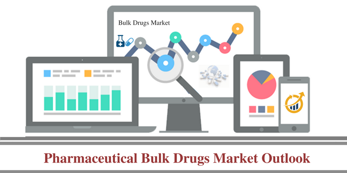 The Outlook Of The Global Market For Bulk Drugs