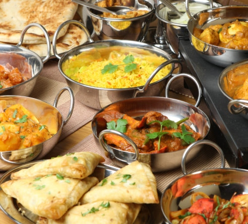 The Indian Touch To Food