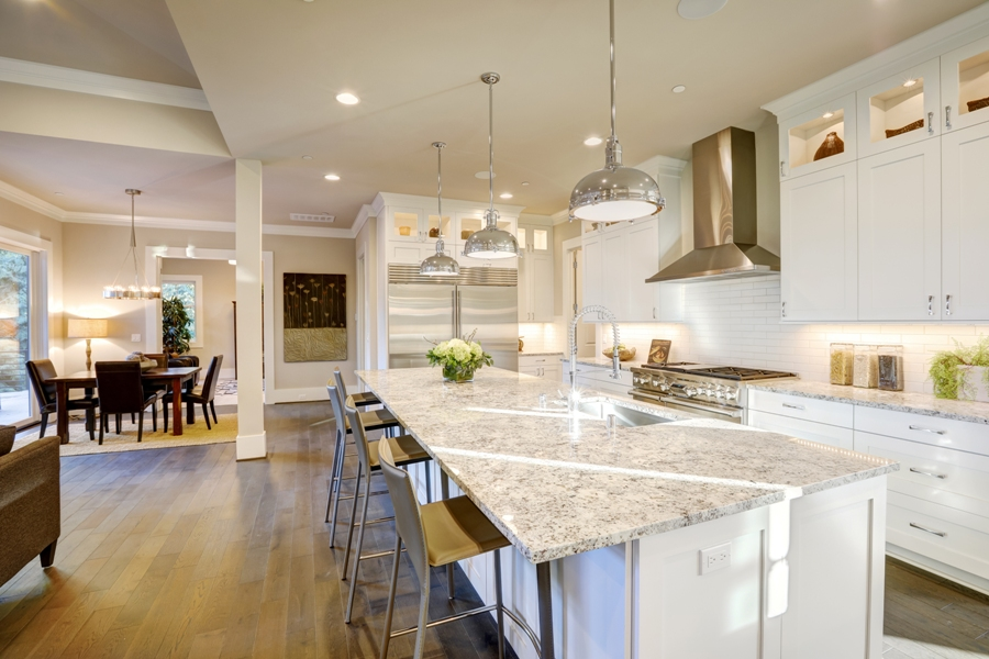 Why You Should Choose to Install Granite Countertops in Your Kitchen