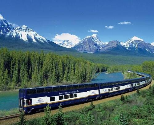 Train Journeys: A Memorable Time!