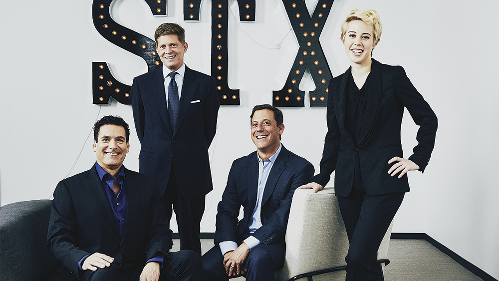 How To Gets STX Entertainment Acquired The Top Position