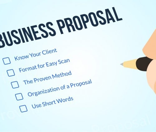 A Business Proposal to Die For