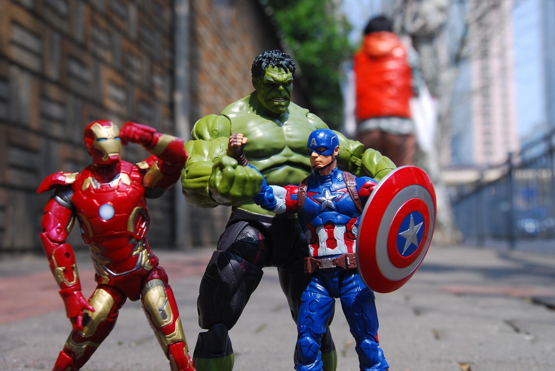 Marvel comics lovers