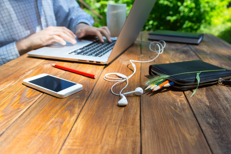 How to Be Productive When Working Remotely